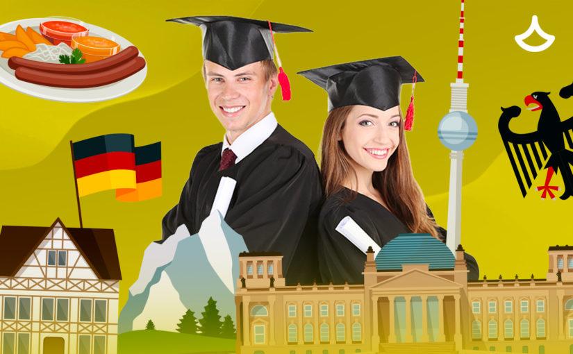 Образование за рубежом германия купить квартиру ницца