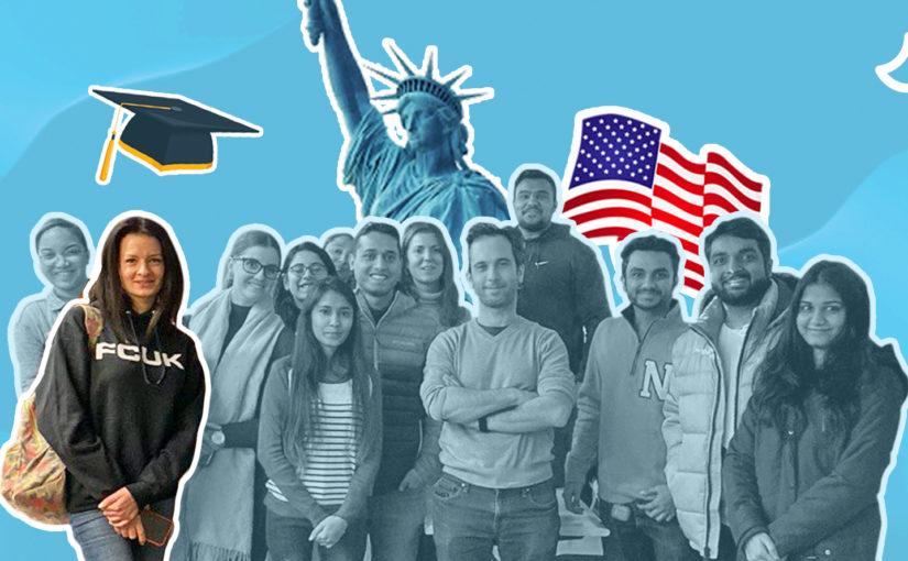 Как переехать в Нью-Йорк с ребёнком, поступить в американский вуз и получить новую профессию